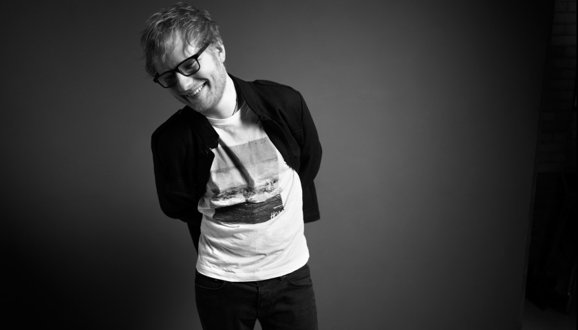 Meet Ed Sheeran and Take Home his Signed Guitar