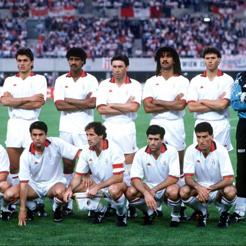 Official AC Milan Sweatshirt, 1990/91
