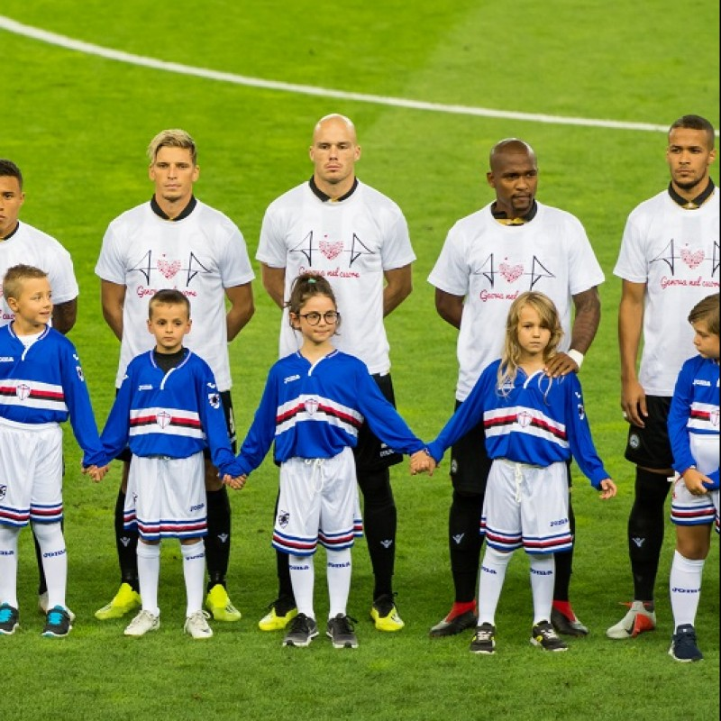 Be a Mascot for the Udinese-Torino Match