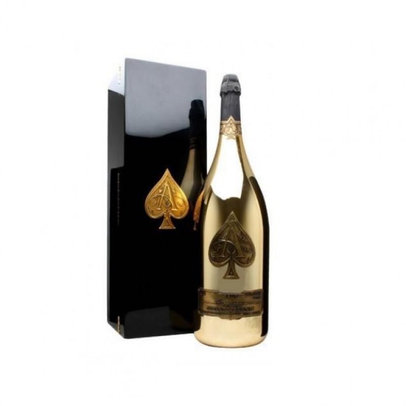Armand de Brignac Brut Gold NV Champagne Réhoboam