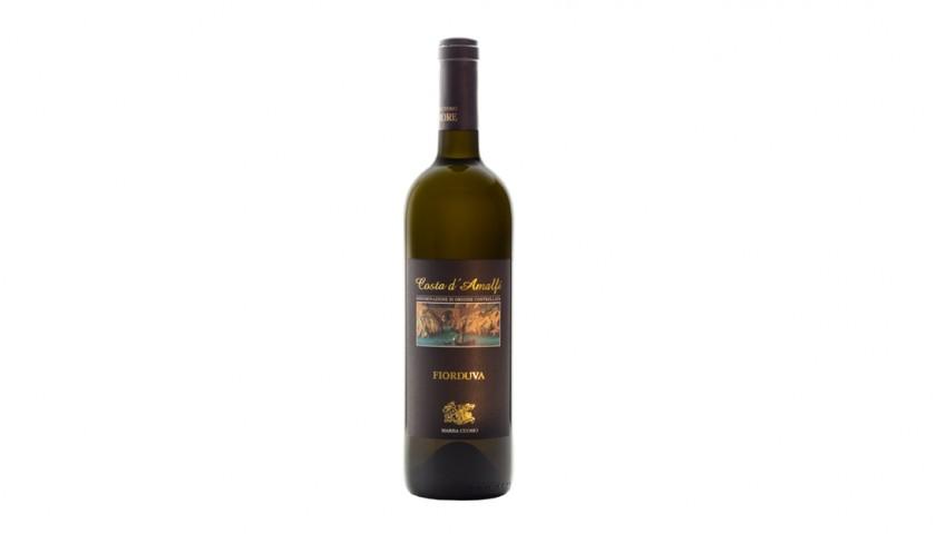 6 White Wine Bottles by Marisa Cuomo Fiorduva