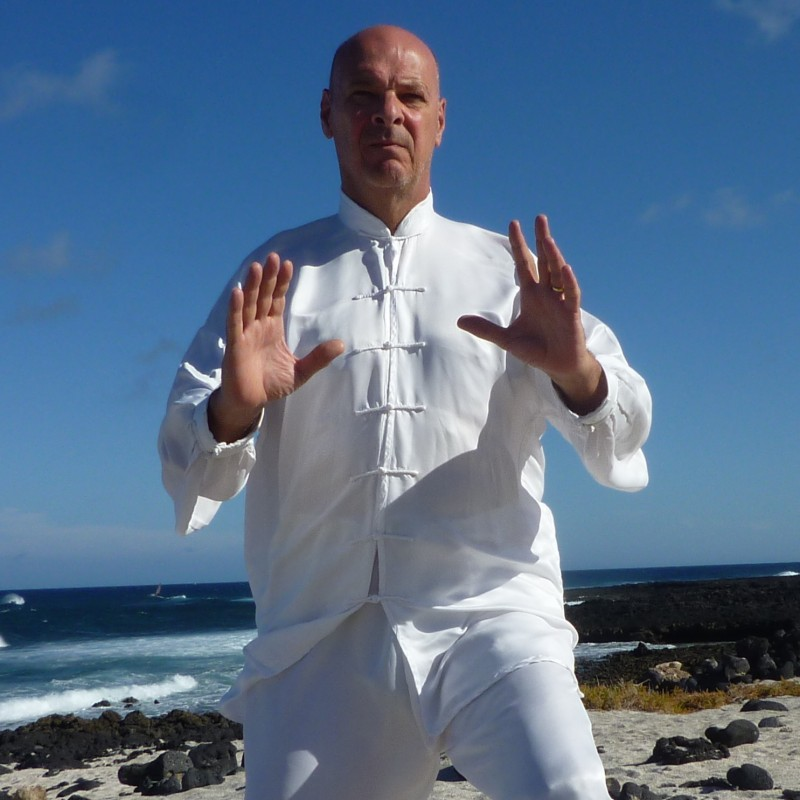 Tai Chi Course with Instructor Enzo Sterpi