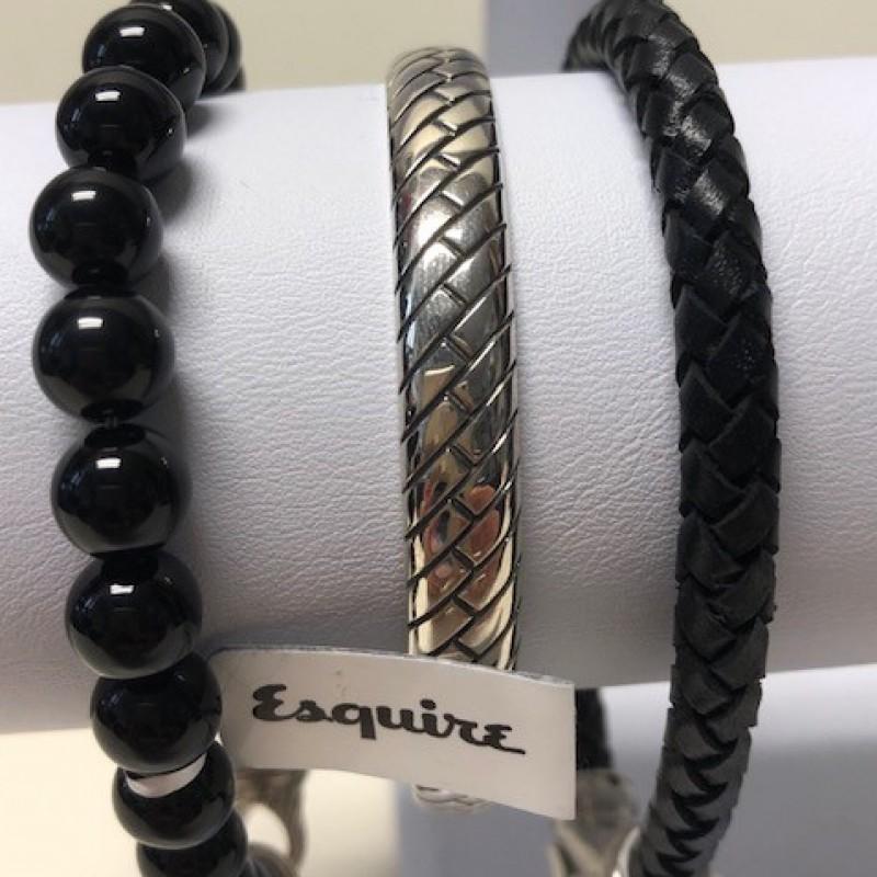 Men's Esquire Stackable Bracelets