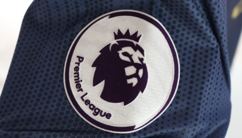 Pogba's Manchester United Match Shirt, 2018/19