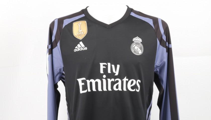 new styles 60416 25c6c Cristiano Ronaldo Match Issued/Worn Shirt, EFL 2016/17 - CharityStars