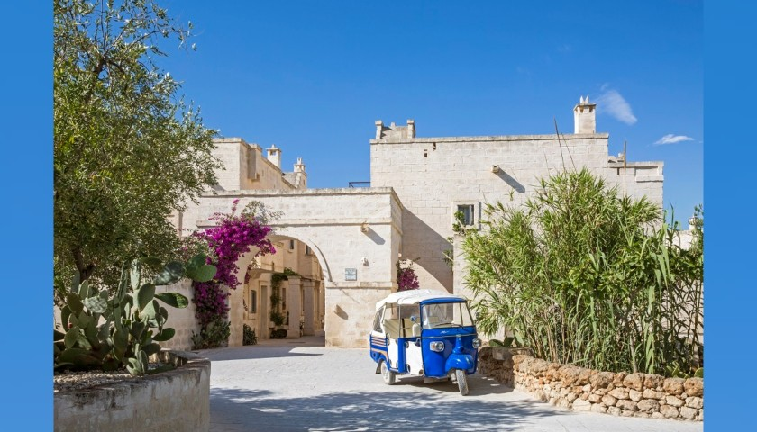 Two-Night Stay for Two at Borgo Egnazia