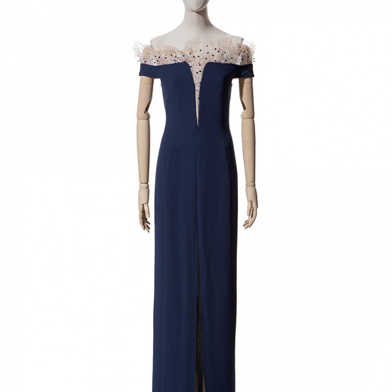 Pedro Del Hierro Evening Dress