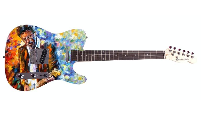 Eric Clapton Custom Graphics Guitar