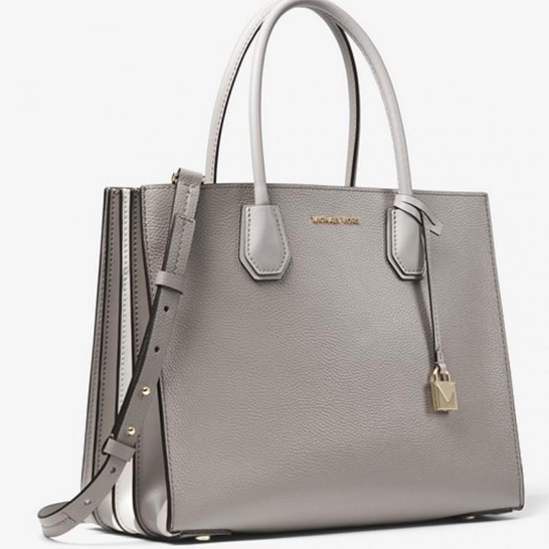 Michael Kors Accordion Leather Handbag