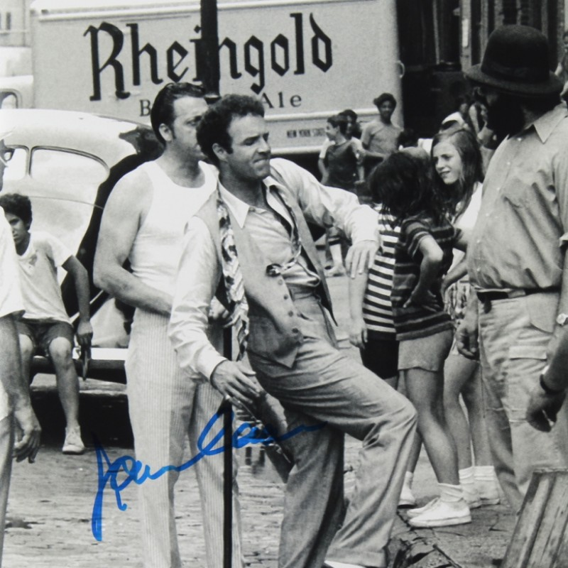 James Caan Signed 'The Godfather' Photograph
