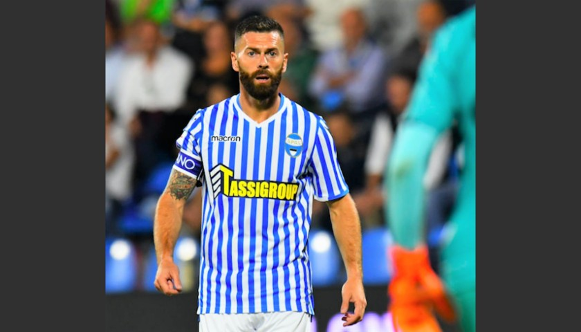 Antenucci's Official SPAL Kit, 2018/19 - Signed