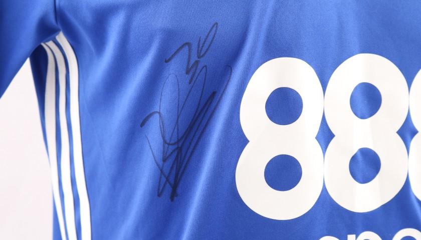 Lubala's Birmingham City FC Worn and Signed Poppy Shirt