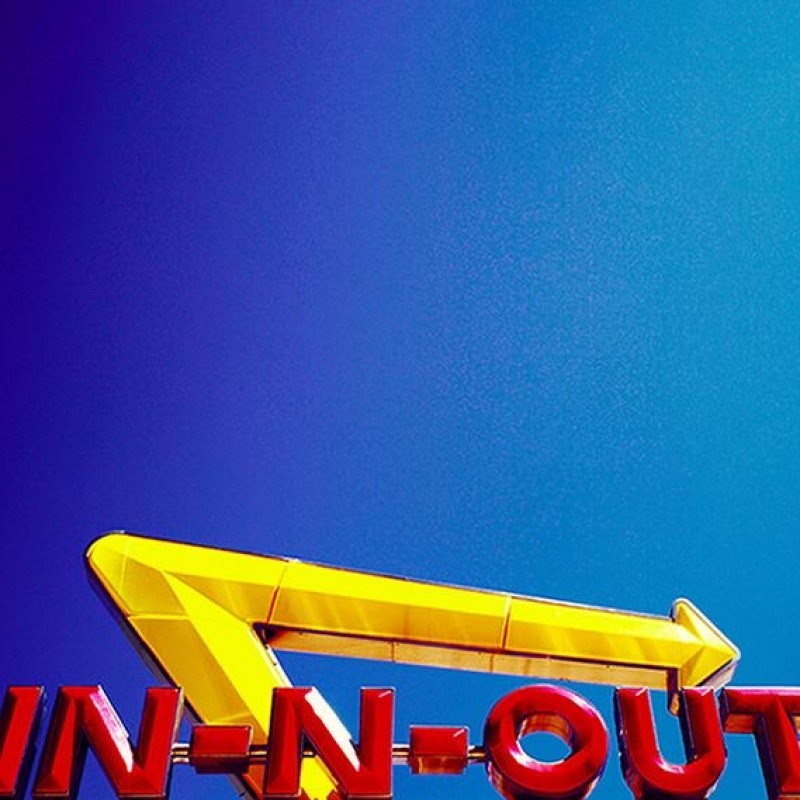 "Foto ""In-n-out"" di Dylan Don"