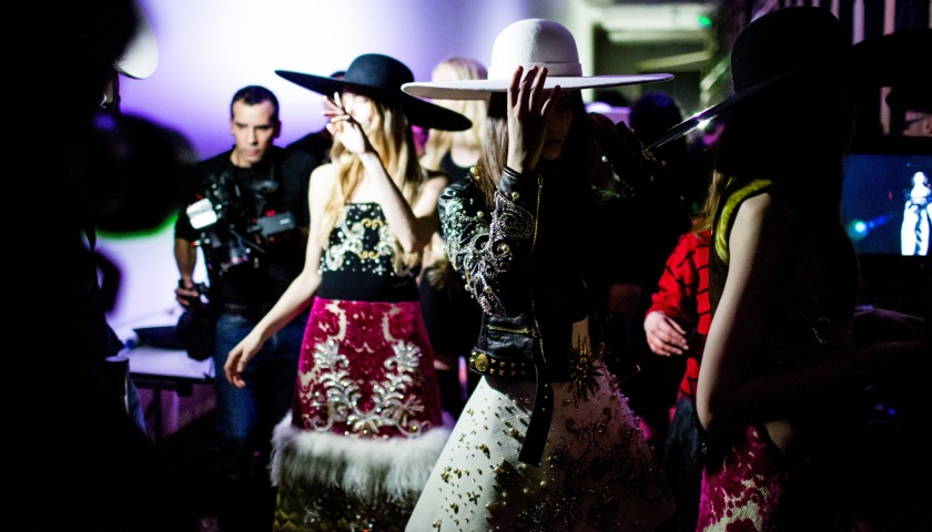 Two Seated Tickets to the Fausto Puglisi F/W 2018/19 Presentation