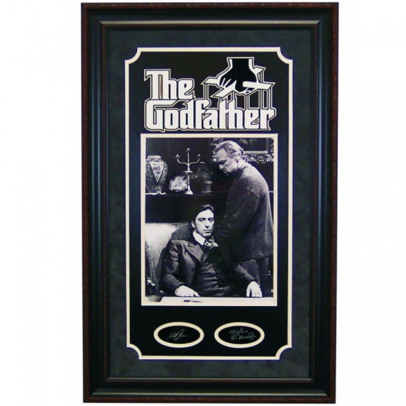 """The Godfather"" Framed Photograph"