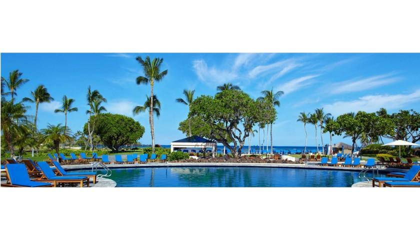 Big Island, Hawaii Luxury Condo for 6