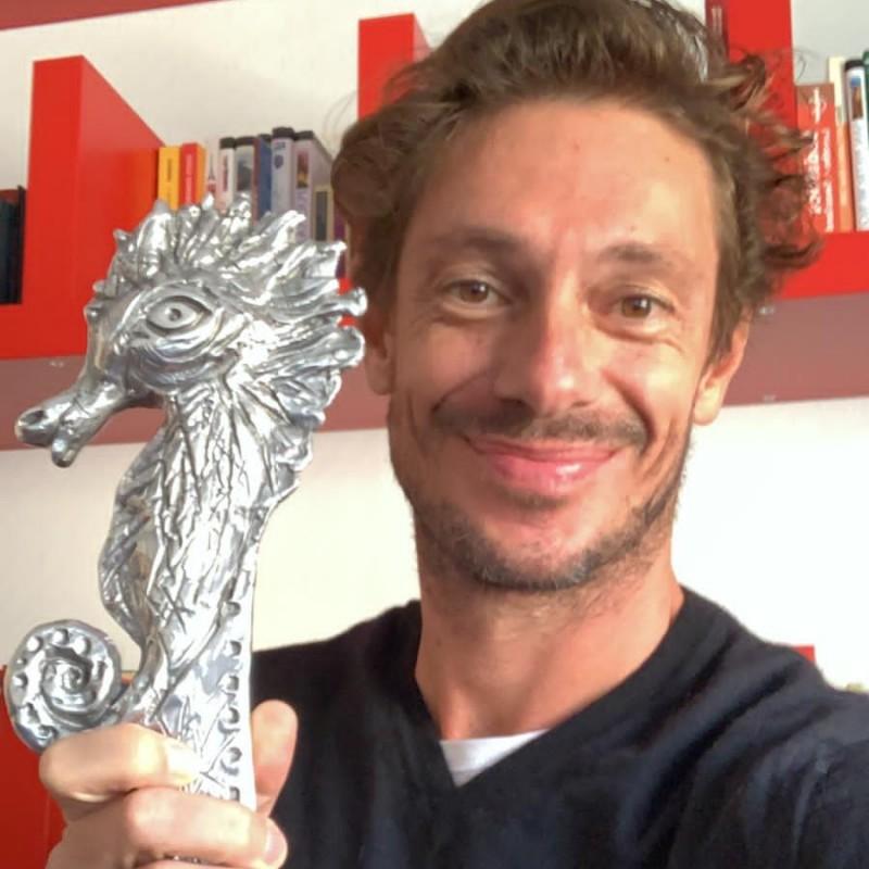 """Ischia Art Award 2020 per """"Abbi fede"""" di Giorgio Pasotti"""