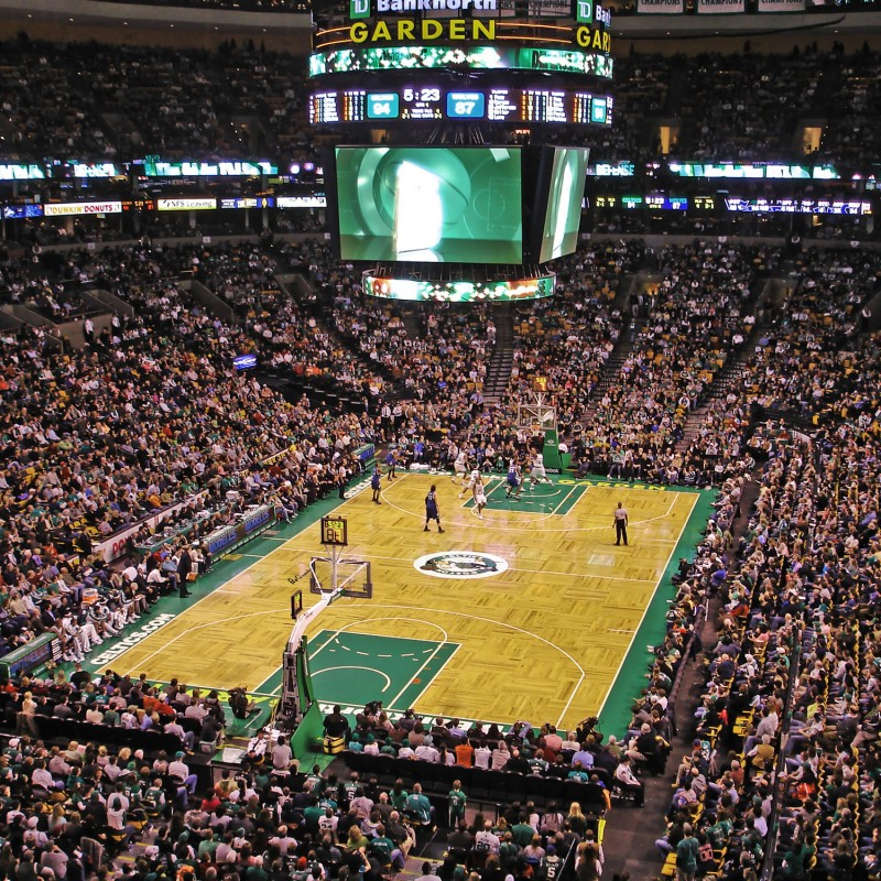 Become a Boston Celtics Ball Boy/Girl
