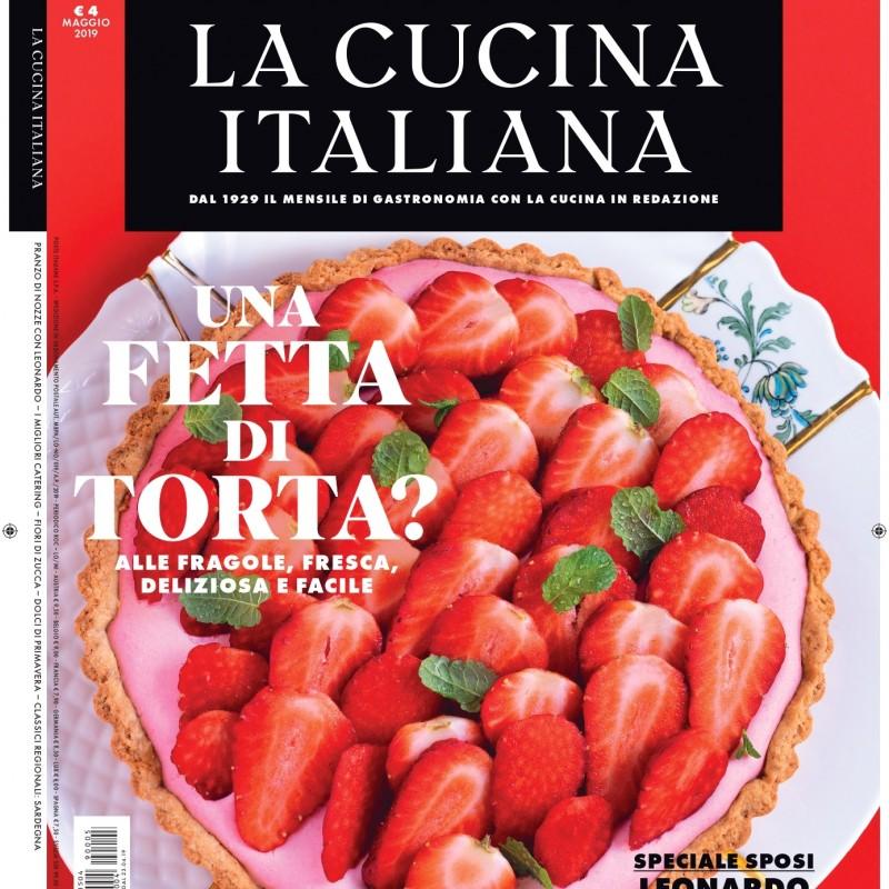 """Abbonamento Annuale - Rivista """"La Cucina Italiana"""""""