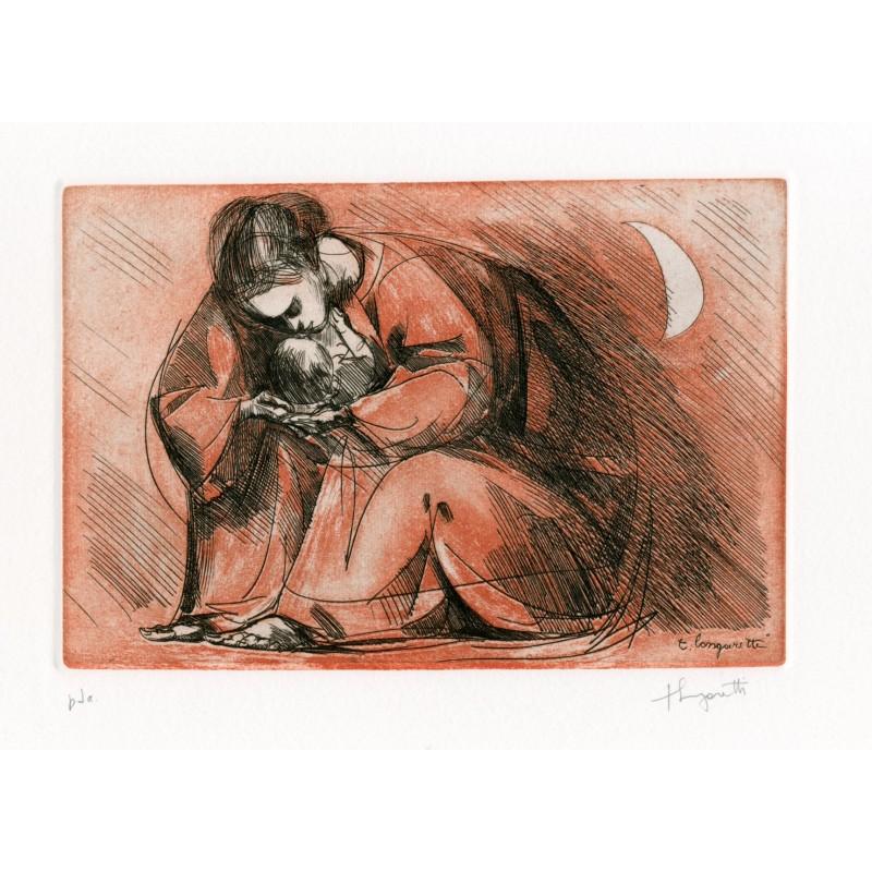 """""""Maternità"""" by Trento Longaretti"""