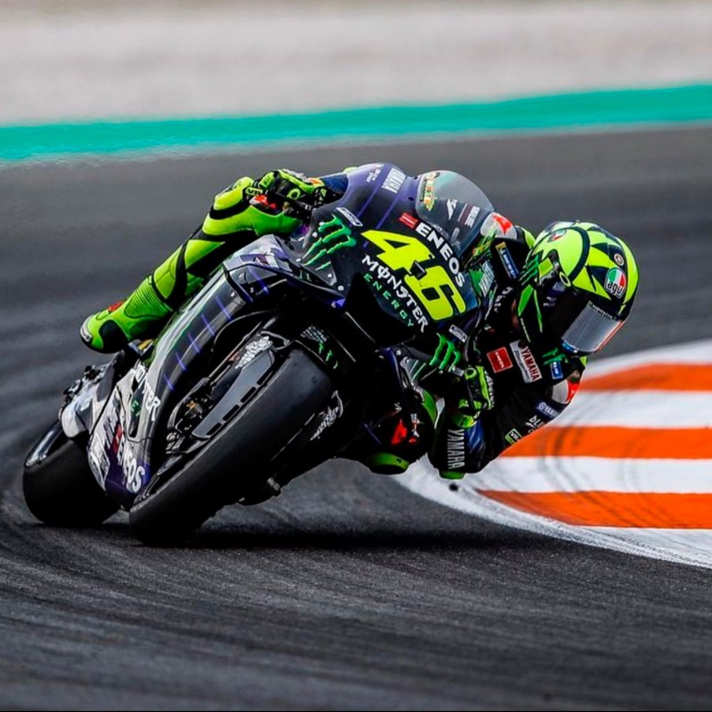 Valentino Rossi Signed Gloves