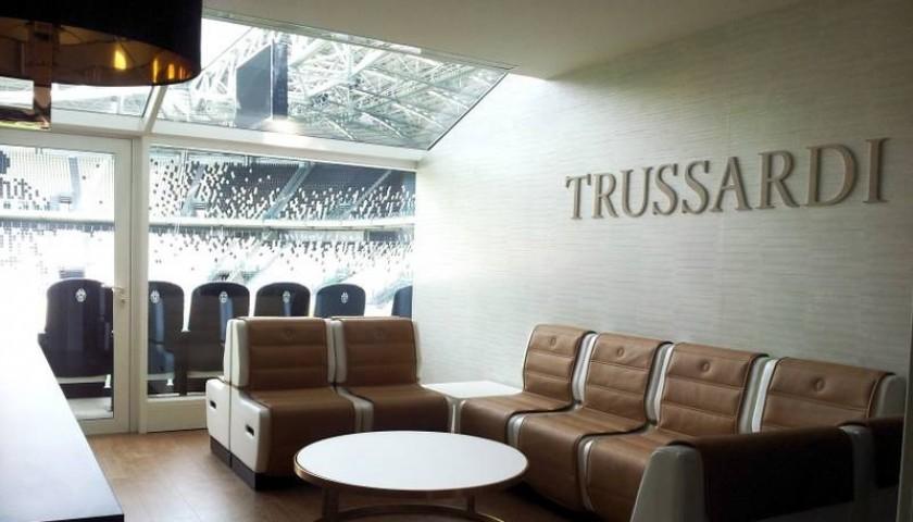 Enjoy Juventus-Udinese from the Trussardi Sky Box at JStadium