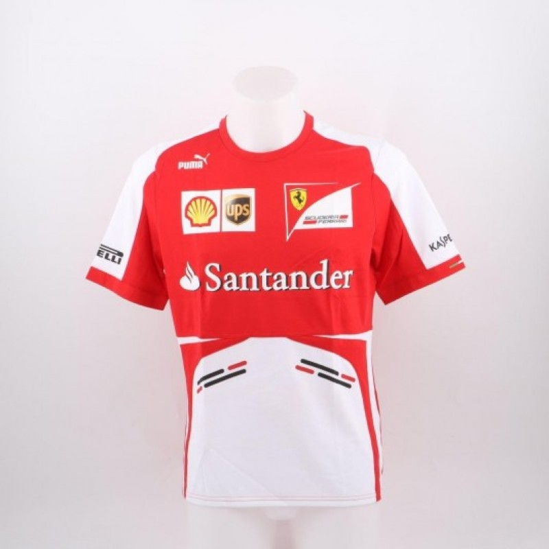 Official Ferrari t-shirt #2