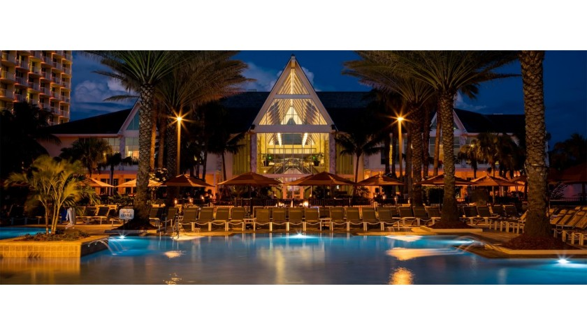 3 Nights at JW Marriott Marco Island Beach Resort, Plus Airfare