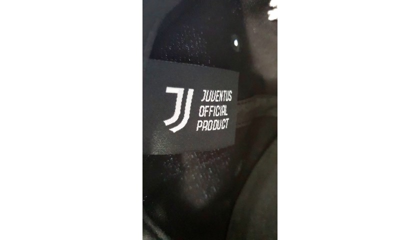 Official Juventus Cap - Signed by Cristiano Ronaldo