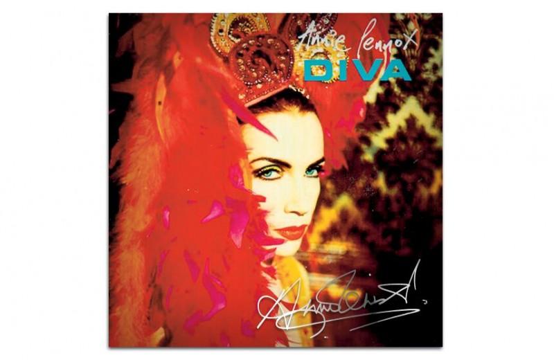 Signed DIVA Vinyl