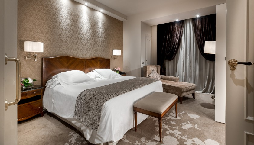 A Weekend at the Wellington Hotel in Madrid
