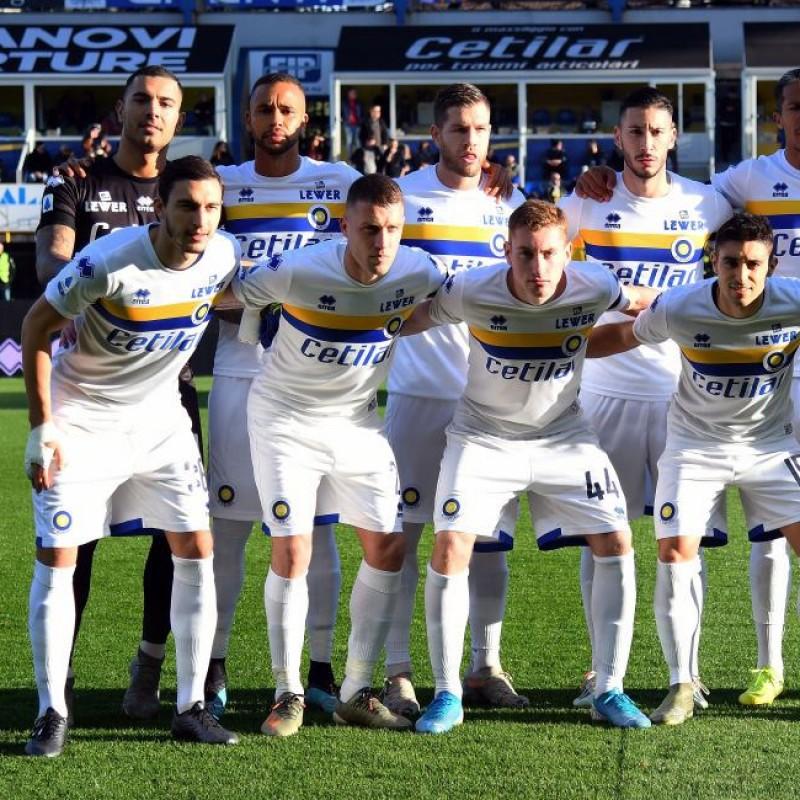 Sepe's Shirt, Parma-Brescia 2019 - AC Parmense