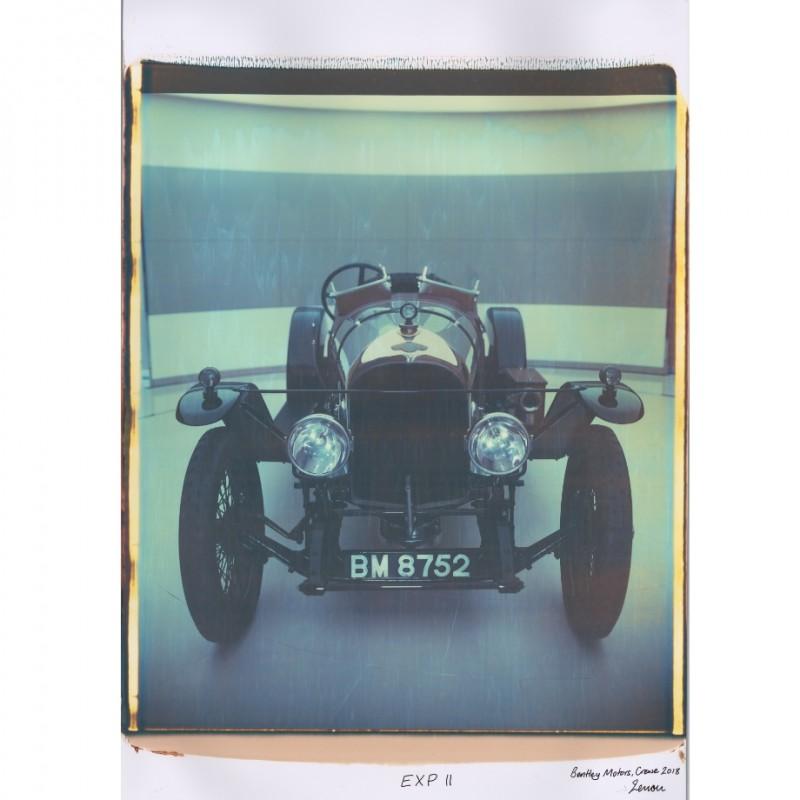 The Bentley Polaroid Collection