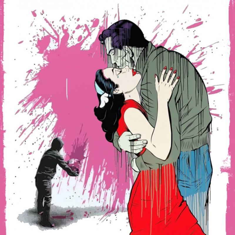"""""""Toxic love vs D Face"""" by Mr Ogart"""
