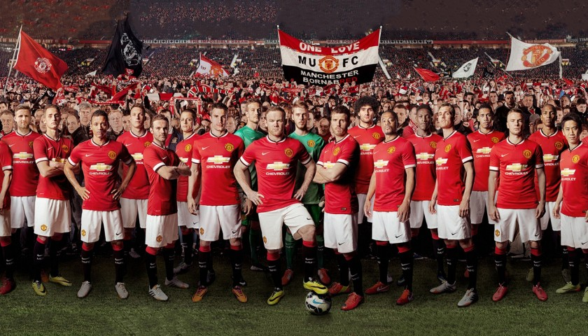 Exclusive Manchester United Old Trafford Experience