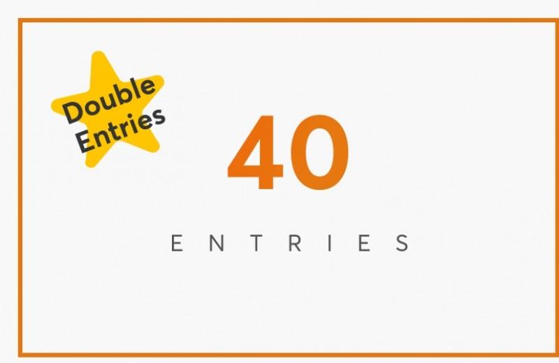 40 Entries