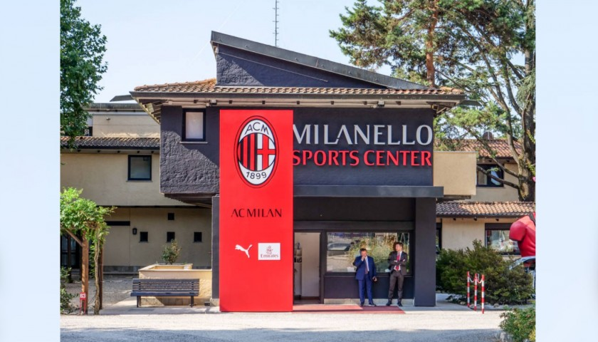 Spend a Day with AC Milan