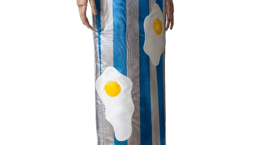 Win a Dress Designed by Agatha Ruiz De La Prada