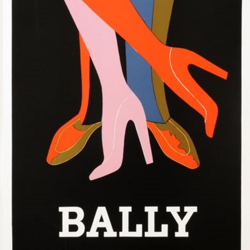 Bally Tango by Bernard Villemot