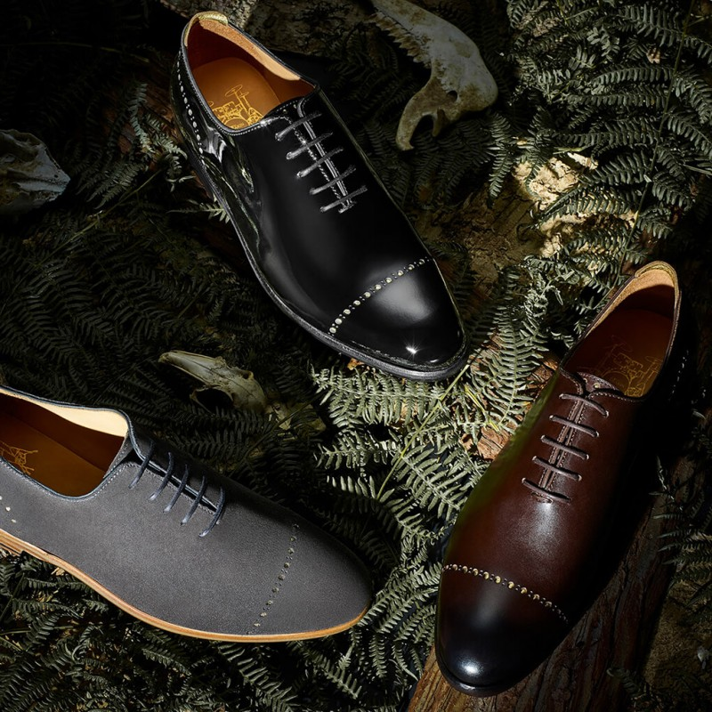 Bespoke Consultation with Master Shoesmaker Justin Deakin and a Pair of Shoes