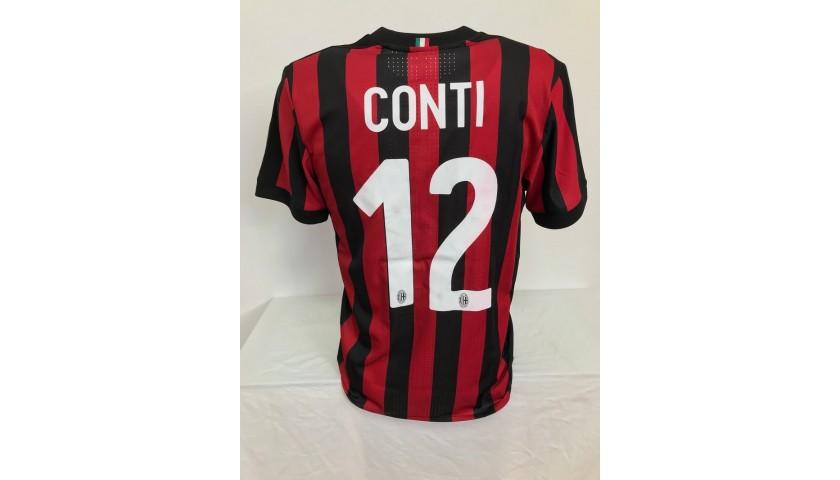 Conti's Milan Match Shirt, 2017/18