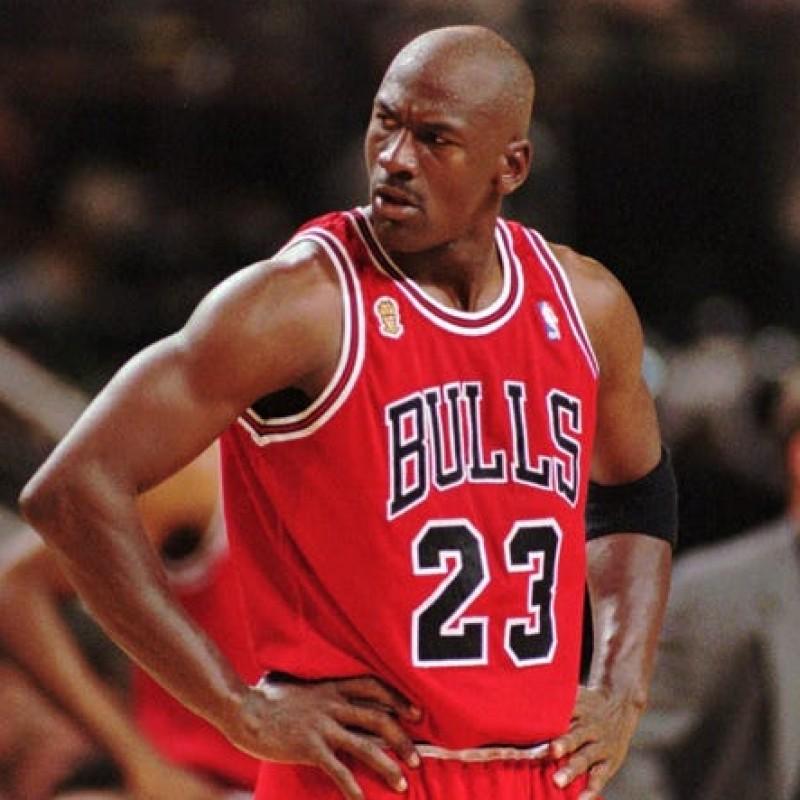 Official NBA Basketball - Signed by Michael Jordan