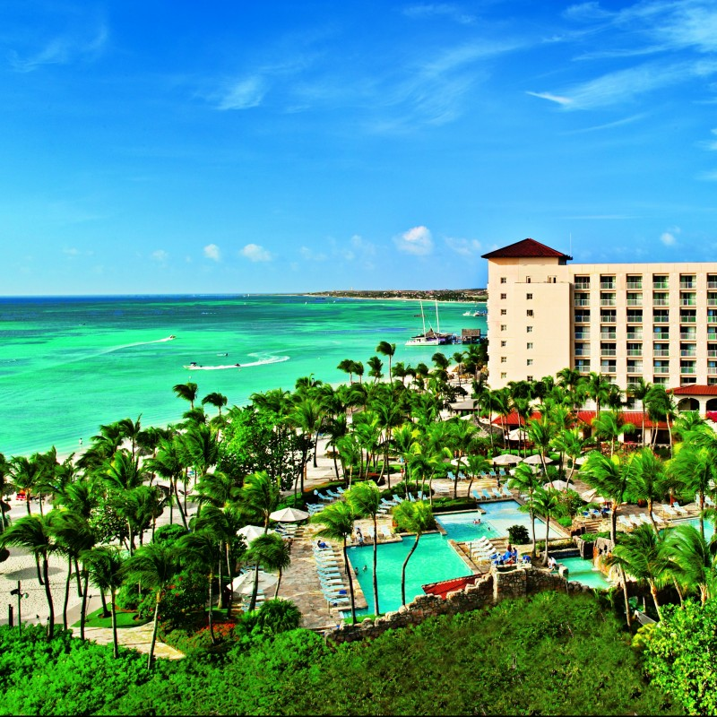 Enjoy 3-Nights at the Hyatt Regency Aruba Resort, Spa & Casino with Airfare