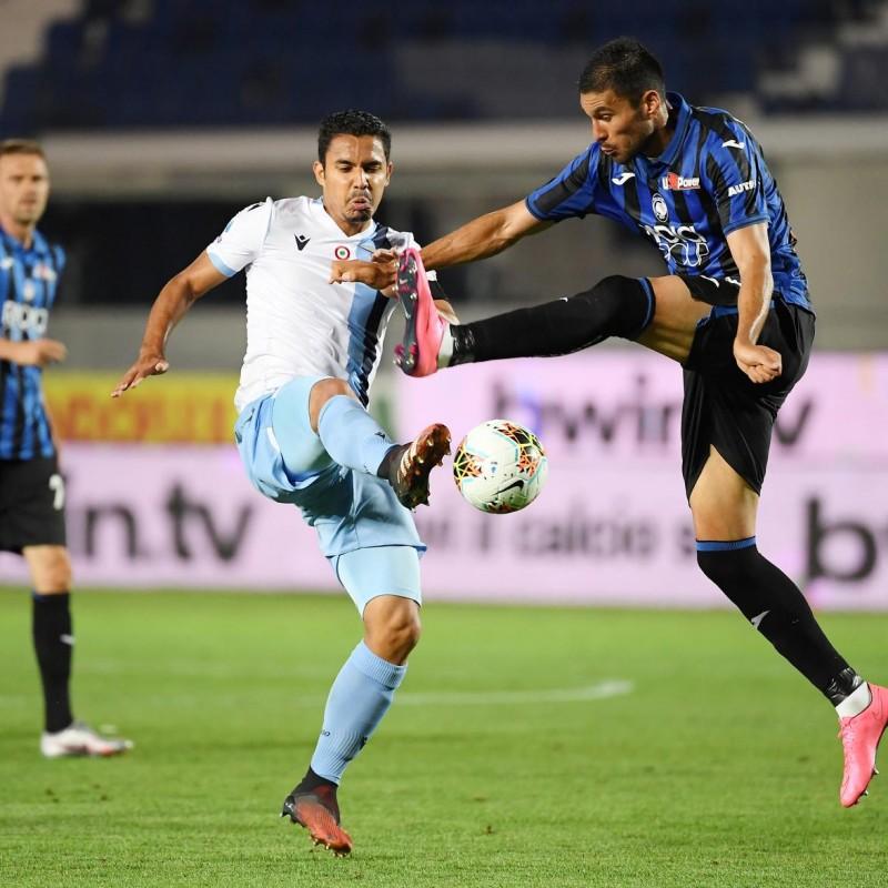 Anderson's Worn Shirt, Atalanta-Lazio 2020