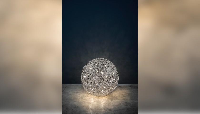 Fil De Fer Lamp by Catellani & Smith