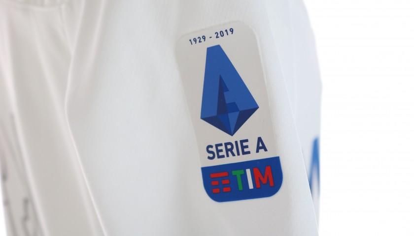 Ribery's Signed Match Shirt, Atalanta-Fiorentina 2019