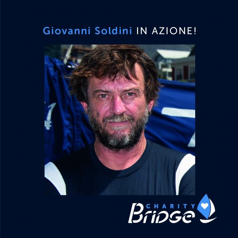 Spend a Day with Italian Sailor Giovanni Soldini