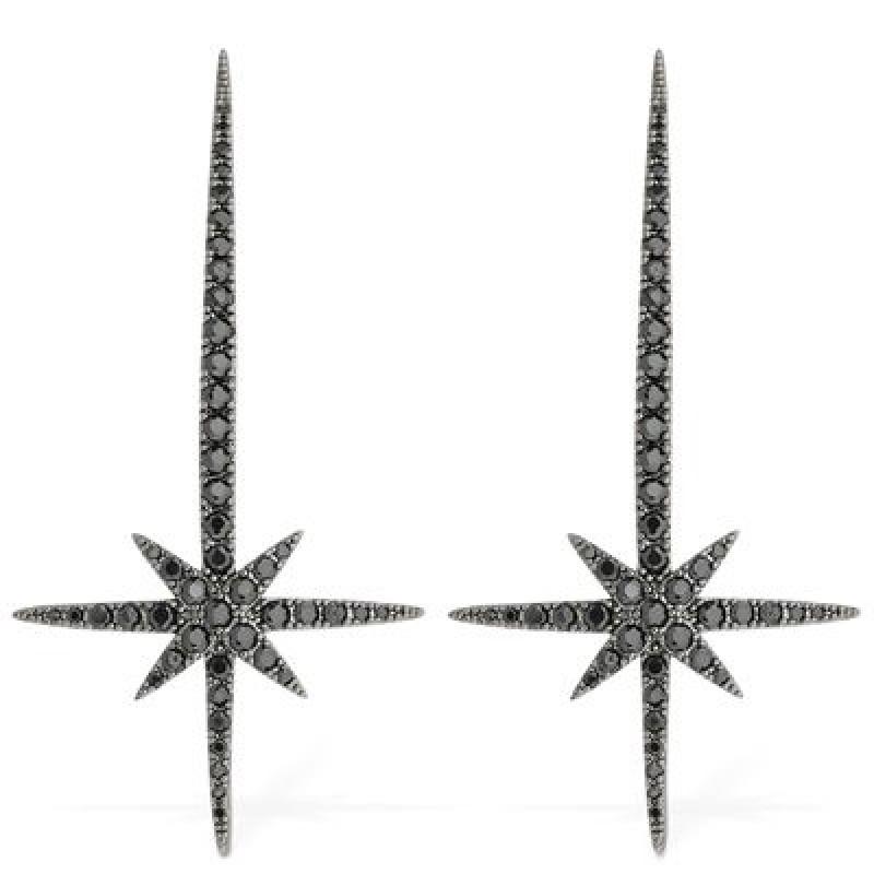 """""""Comet"""" Earrings by Federica Tosi"""