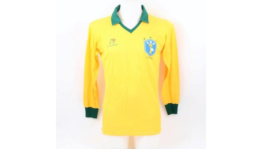 Muller's Worn Shirt, Hungary-Brazil 1986
