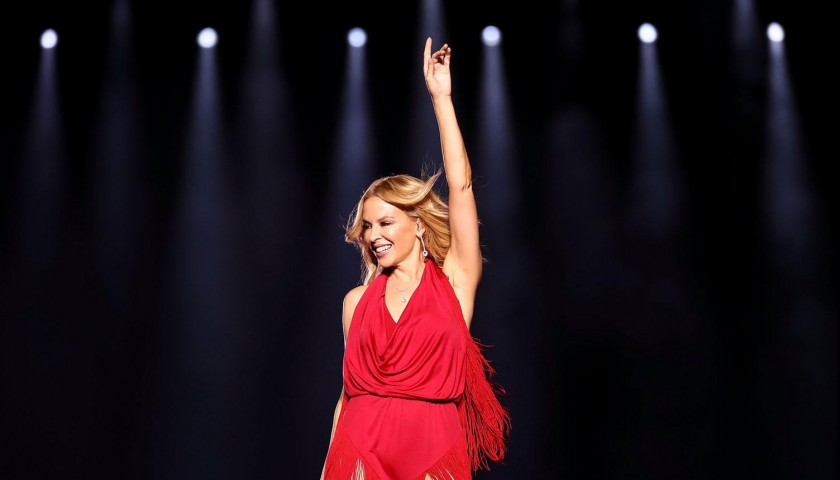 VIP Executive Box Tickets to See Kylie Minogue at the O2 in London